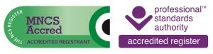 NCS logo certificate